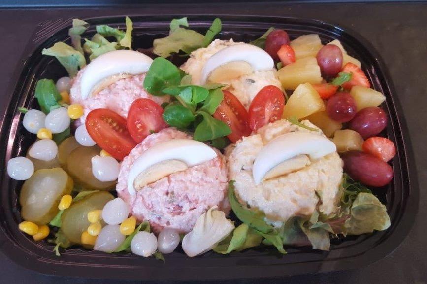 Surprise salade